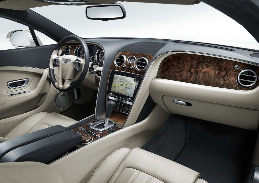 2012 Bentley Continental GT Interior  (Photo 19 of 32)