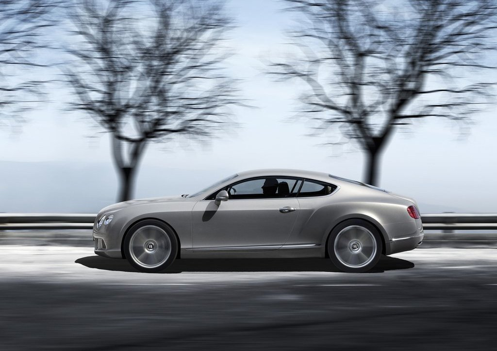 2012 Bentley Continental GT Left Side (Photo 20 of 32)