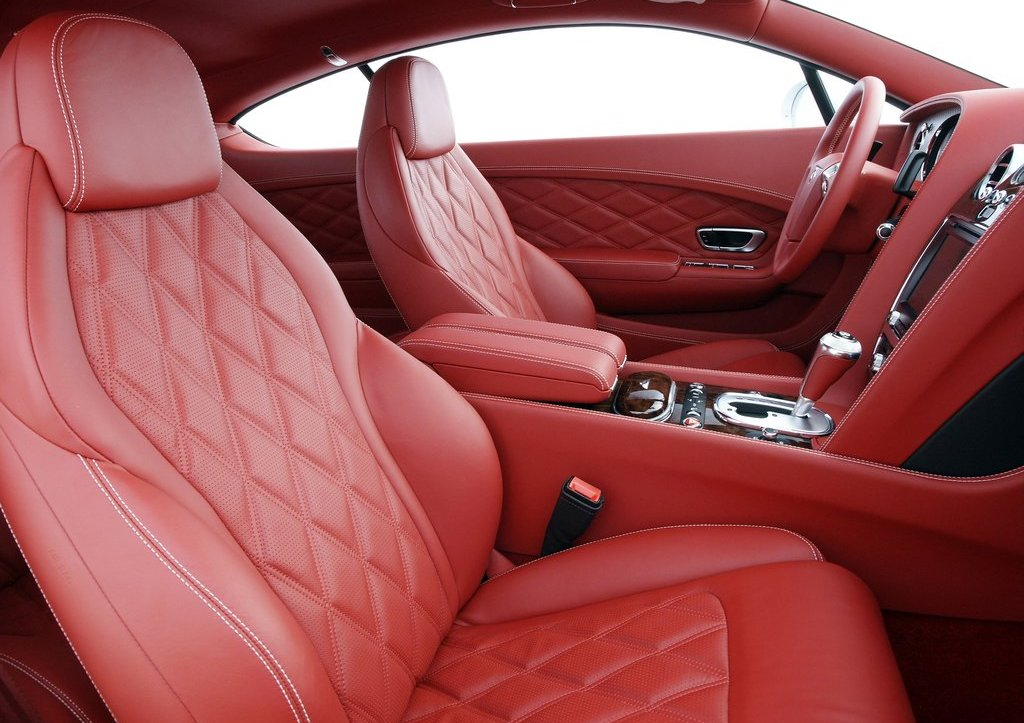 2012 Bentley Continental GT Seat  (Photo 26 of 32)