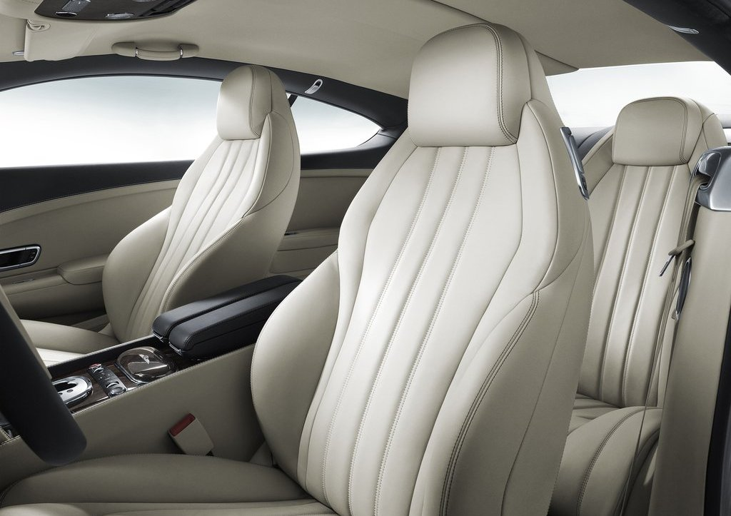 2012 Bentley Continental GT Seat  (Photo 27 of 32)