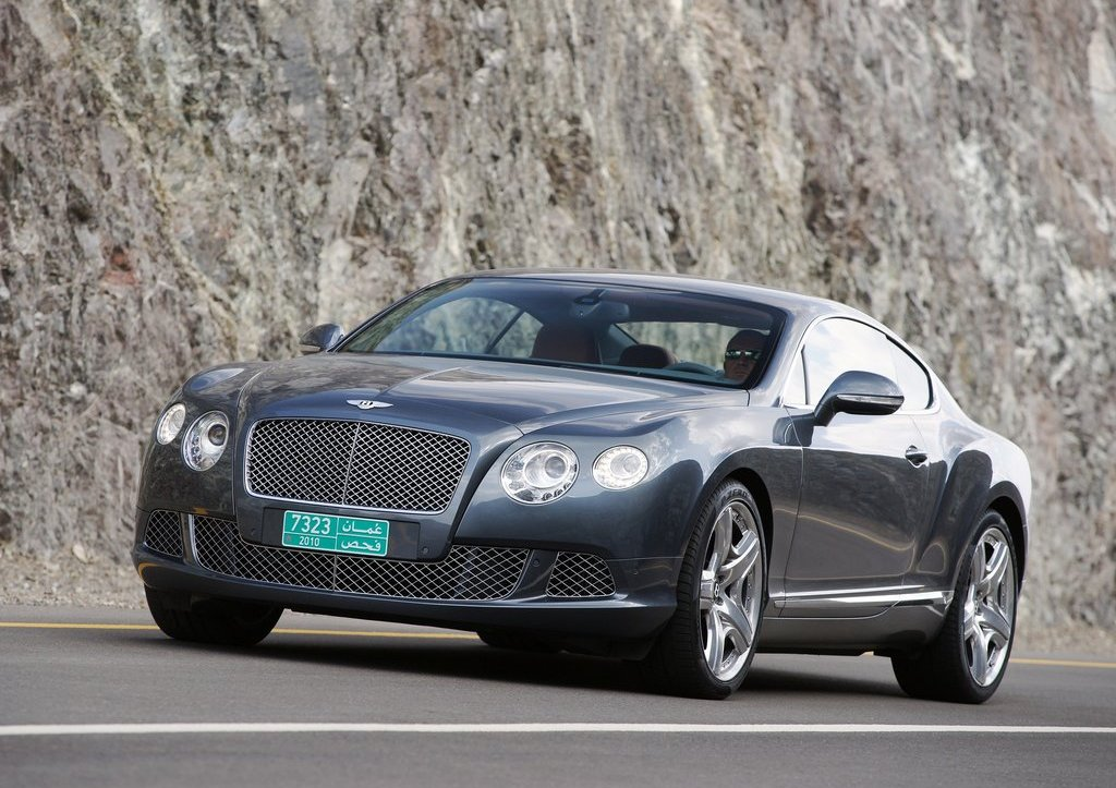 Featured Image of 2012 Bentley Continental GT Review