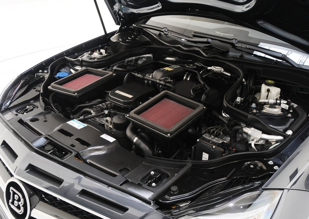 2012 Brabus Rocket 800 Engines (Photo 5 of 20)