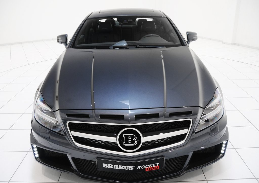 2012 Brabus Rocket 800 Front (Photo 6 of 20)