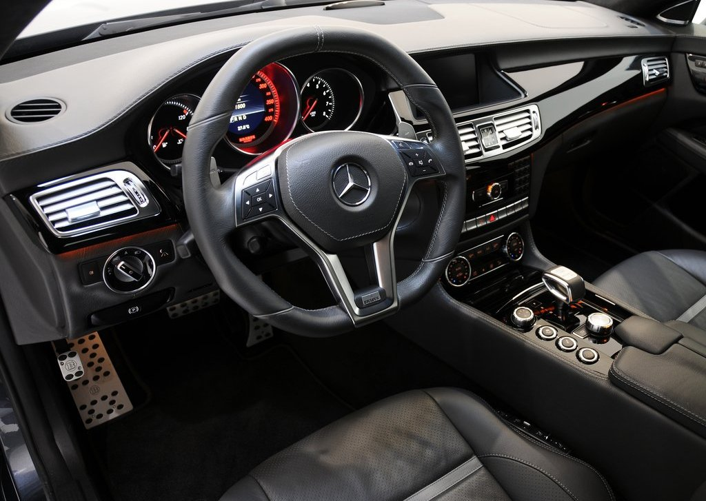 2012 Brabus Rocket 800 Interior (Photo 10 of 20)