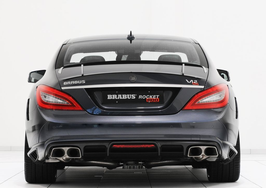 2012 Brabus Rocket 800 Rear (Photo 14 of 20)