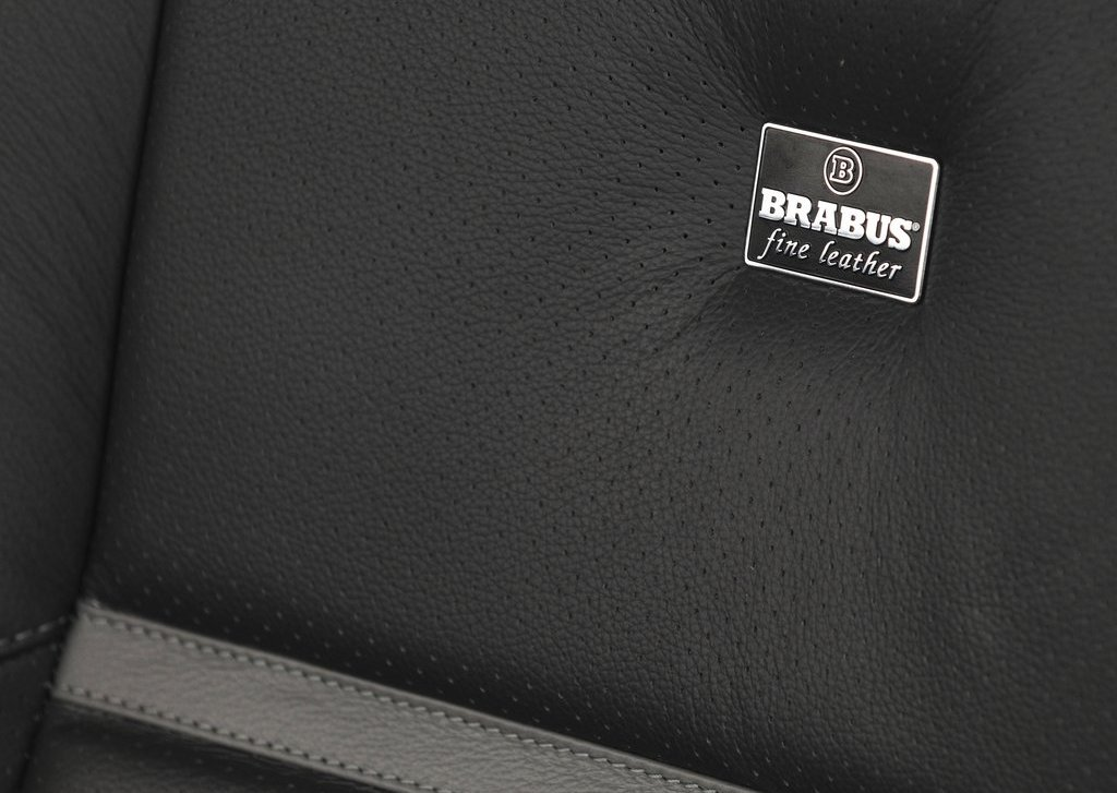2012 Brabus Rocket 800 Seat  (Photo 17 of 20)