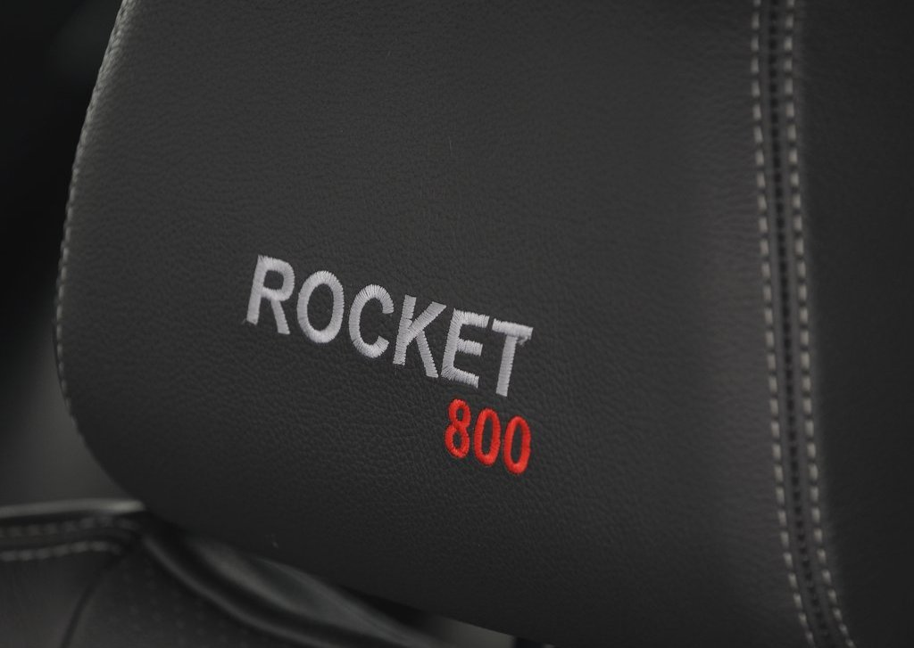 2012 Brabus Rocket 800 Seat  (Photo 18 of 20)