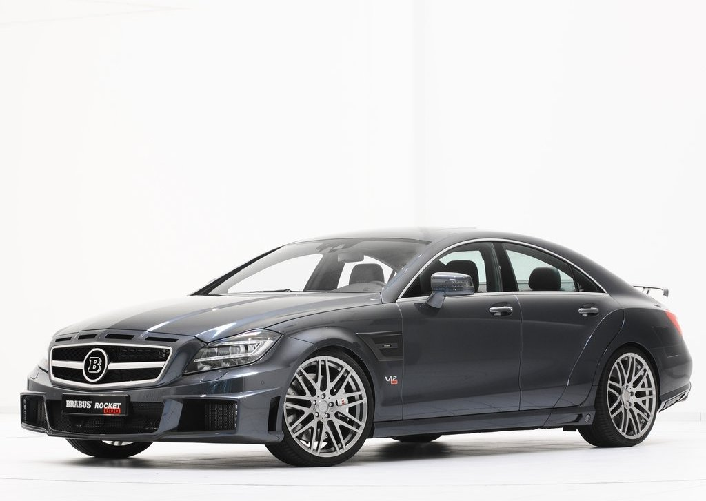 Featured Image of 2012 Brabus Rocket 800 Review