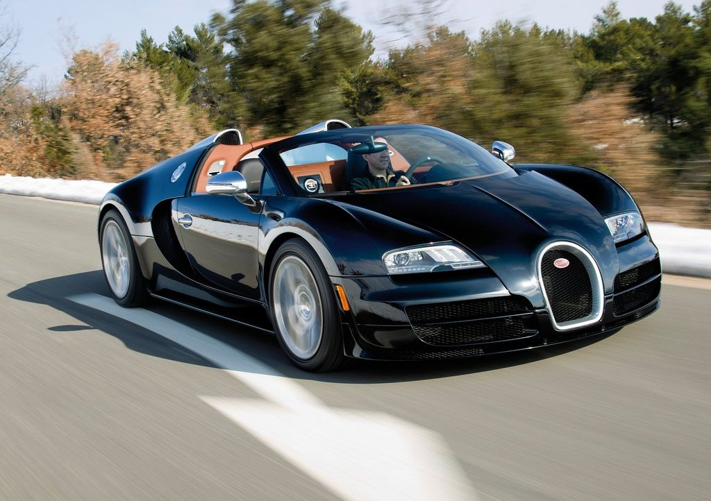 2012 Bugatti Veyron Grand Sport Vitesse | Cars Exclusive Videos and on