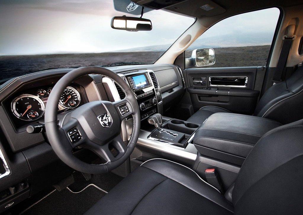 2012 Dodge Ram Laramie Limited Interior (View 4 of 5)