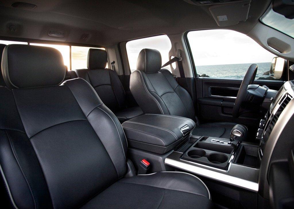 2012 Dodge Ram Laramie Limited Seat (View 3 of 5)