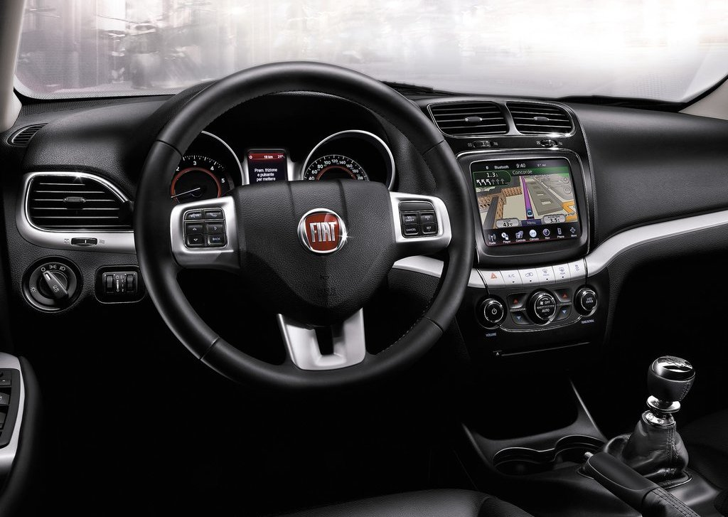 2012 Fiat Freemont AWD Interior (View 5 of 22)