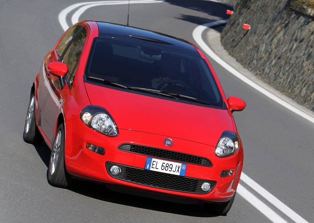 2012 Fiat Punto (View 1 of 21)