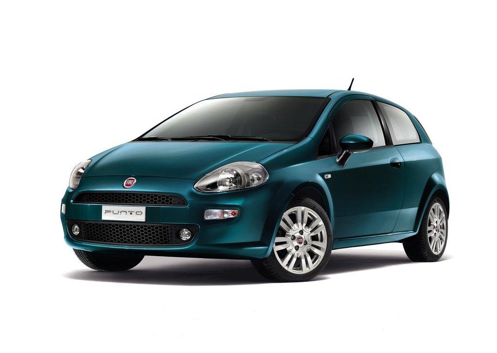 2012 Fiat Punto (View 3 of 21)