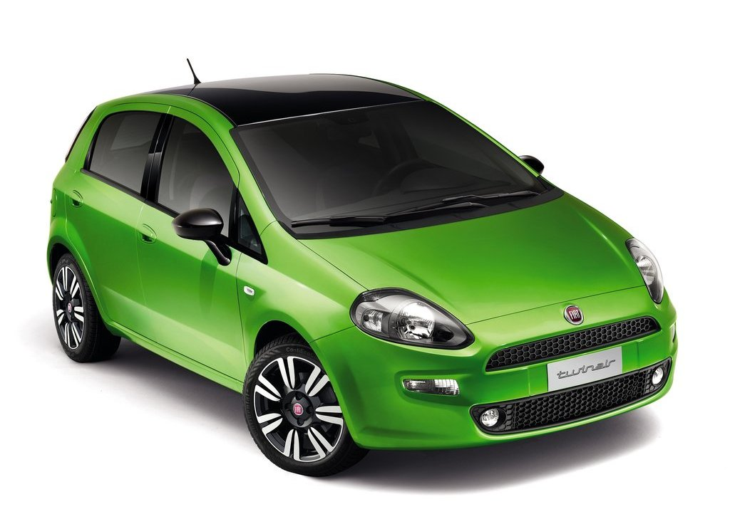 2012 Fiat Punto Green (Photo 10 of 21)