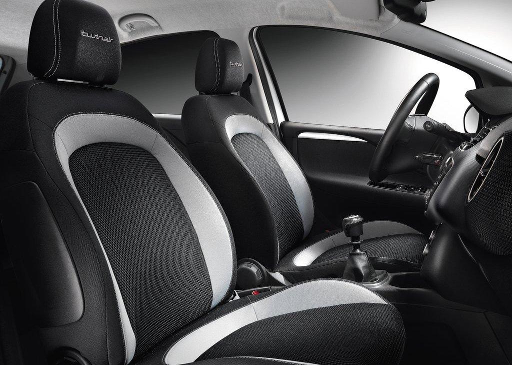 2012 Fiat Punto Seat  (Photo 16 of 21)