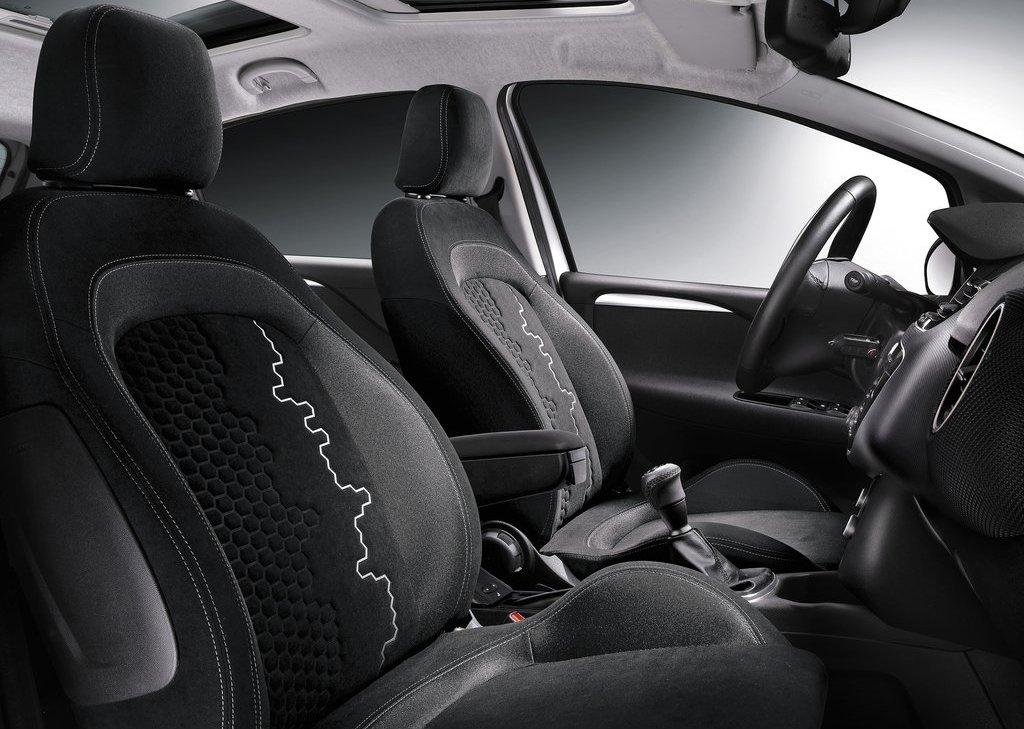 2012 Fiat Punto Seat (View 15 of 21)