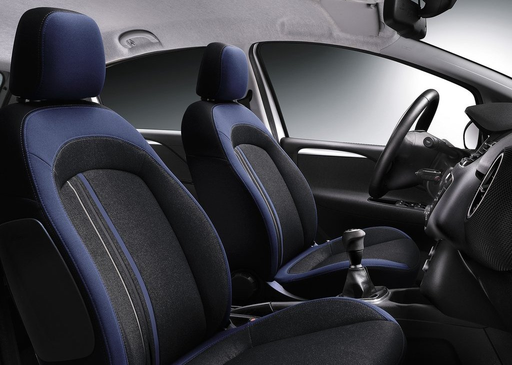 2012 Fiat Punto Seat (View 17 of 21)