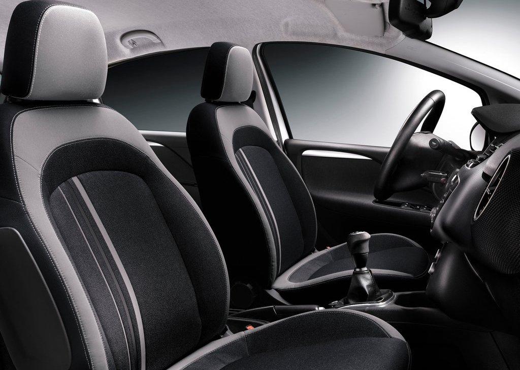 2012 Fiat Punto Seat (View 20 of 21)