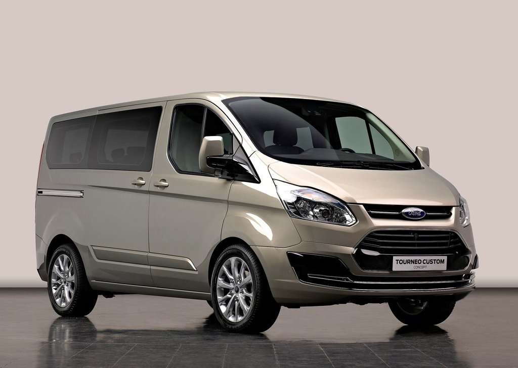 Featured Image of 2012 Ford Tourneo Custom Concept