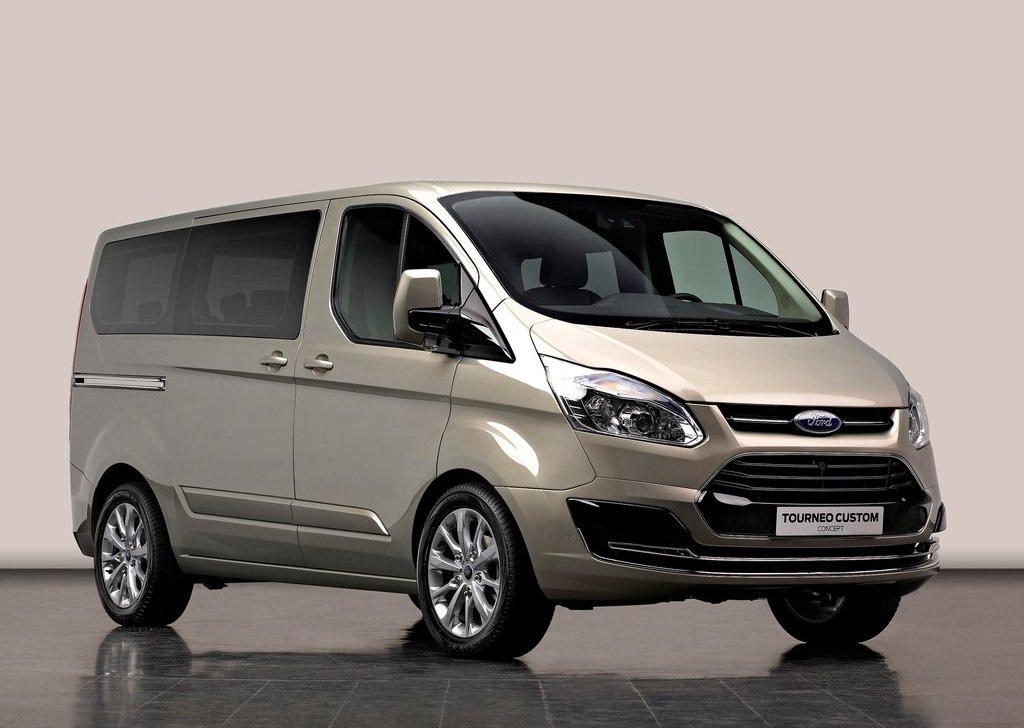 2012 Ford Tourneo Custom Concept (Photo 3 of 5)