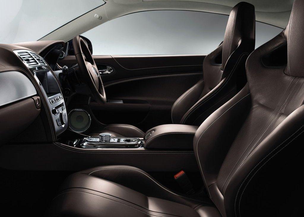 2012 Jaguar XK Artisan SE Interior (View 1 of 6)