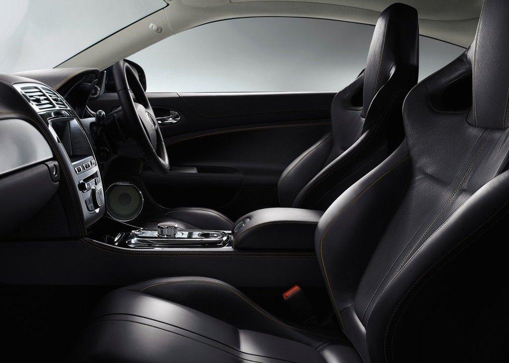 2012 Jaguar XK Artisan SE Interior (View 3 of 6)
