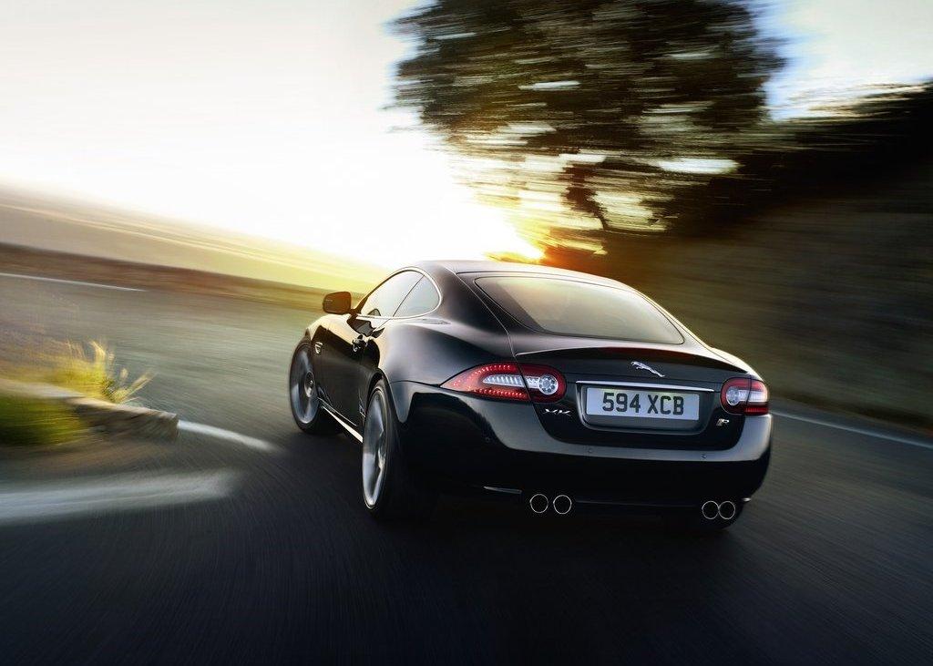 2012 Jaguar XK Artisan SE Rear (Photo 5 of 6)