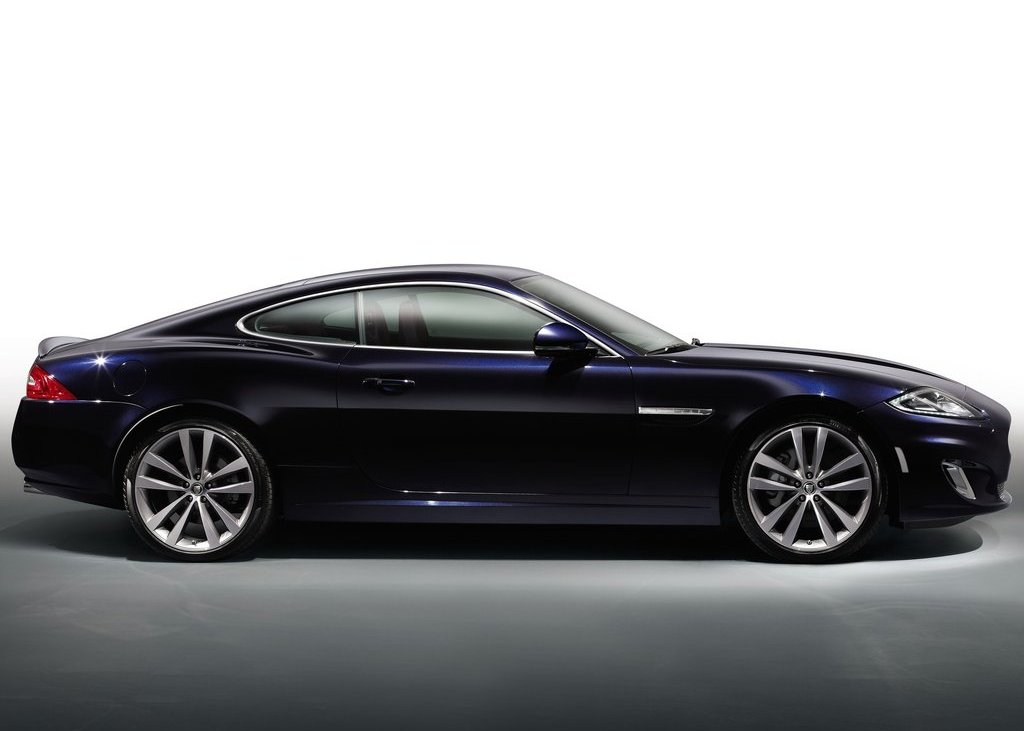 2012 Jaguar XK Artisan SE Right Side (View 5 of 6)