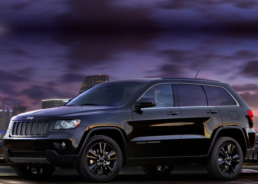 2012 Jeep Grand Cherokee (View 1 of 11)