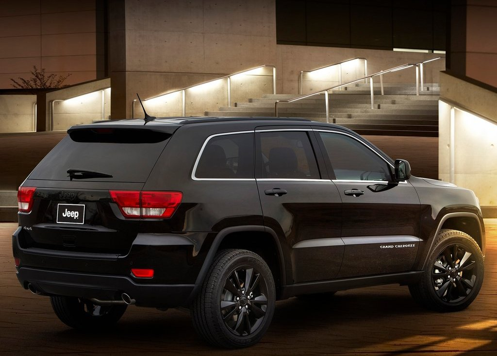2012 Jeep Grand Cherokee (View 4 of 11)