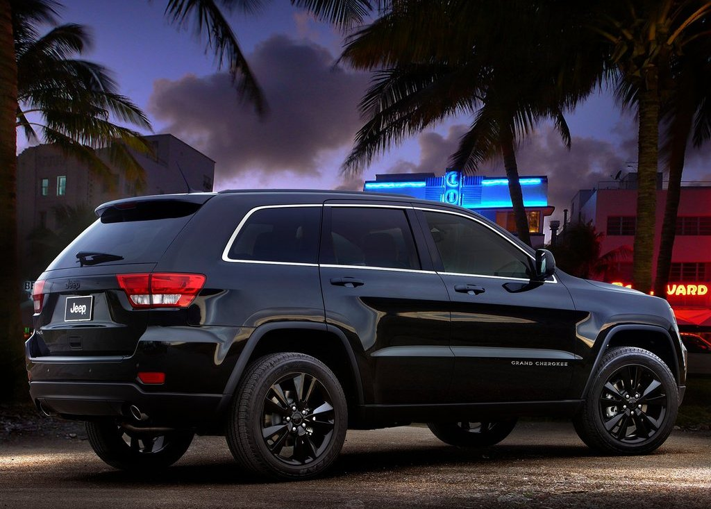2012 Jeep Grand Cherokee (View 11 of 11)