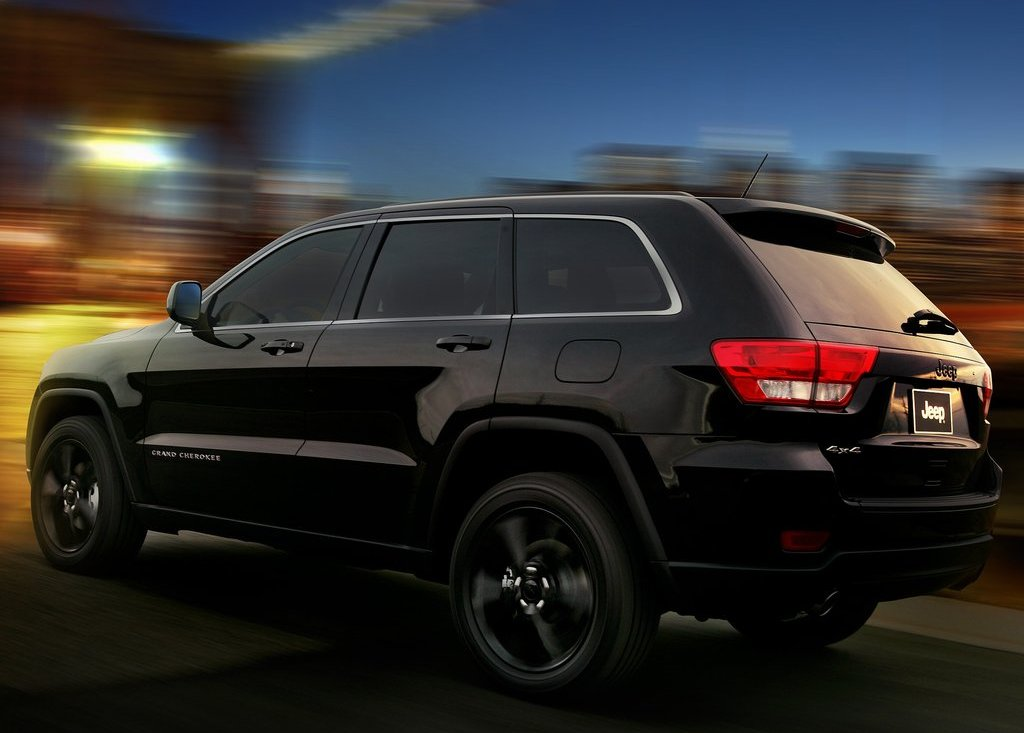 2012 Jeep Grand Cherokee (View 3 of 11)