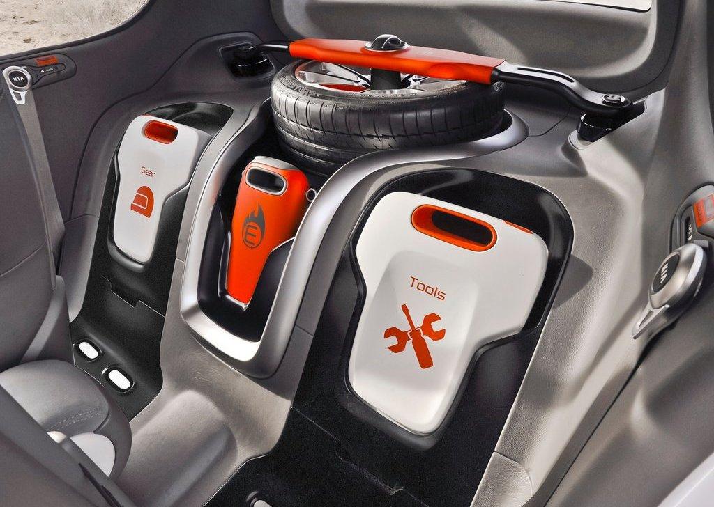 2012 Kia Trackster Concept Interior  (View 1 of 5)