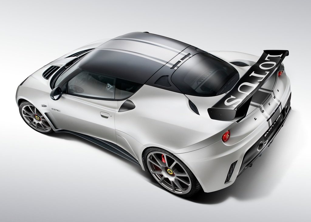 2012 Lotus Evora GTE Rear (View 3 of 5)