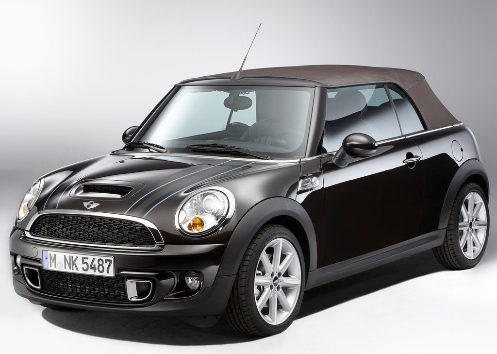 2012 Mini Convertible Highgate Front Angle (Photo 6 of 15)