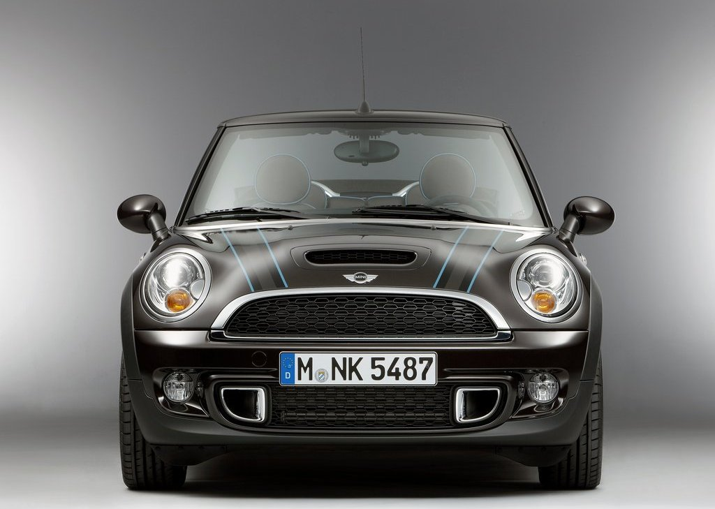 2012 Mini Convertible Highgate Front (Photo 5 of 15)