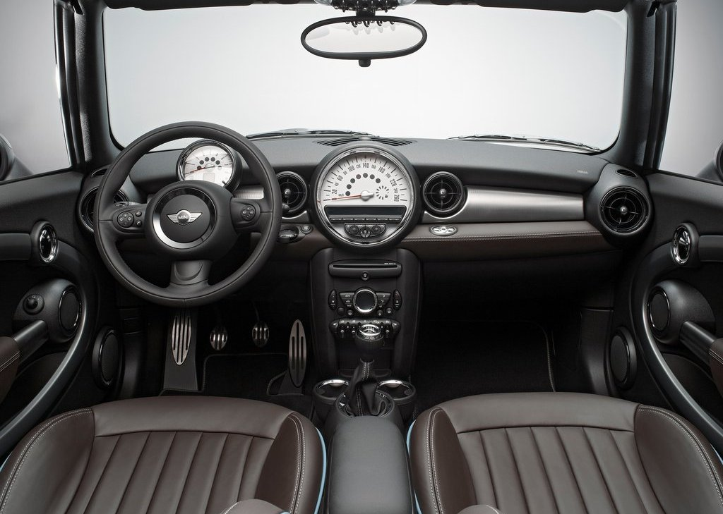 2012 Mini Convertible Highgate Interior (Photo 7 of 15)