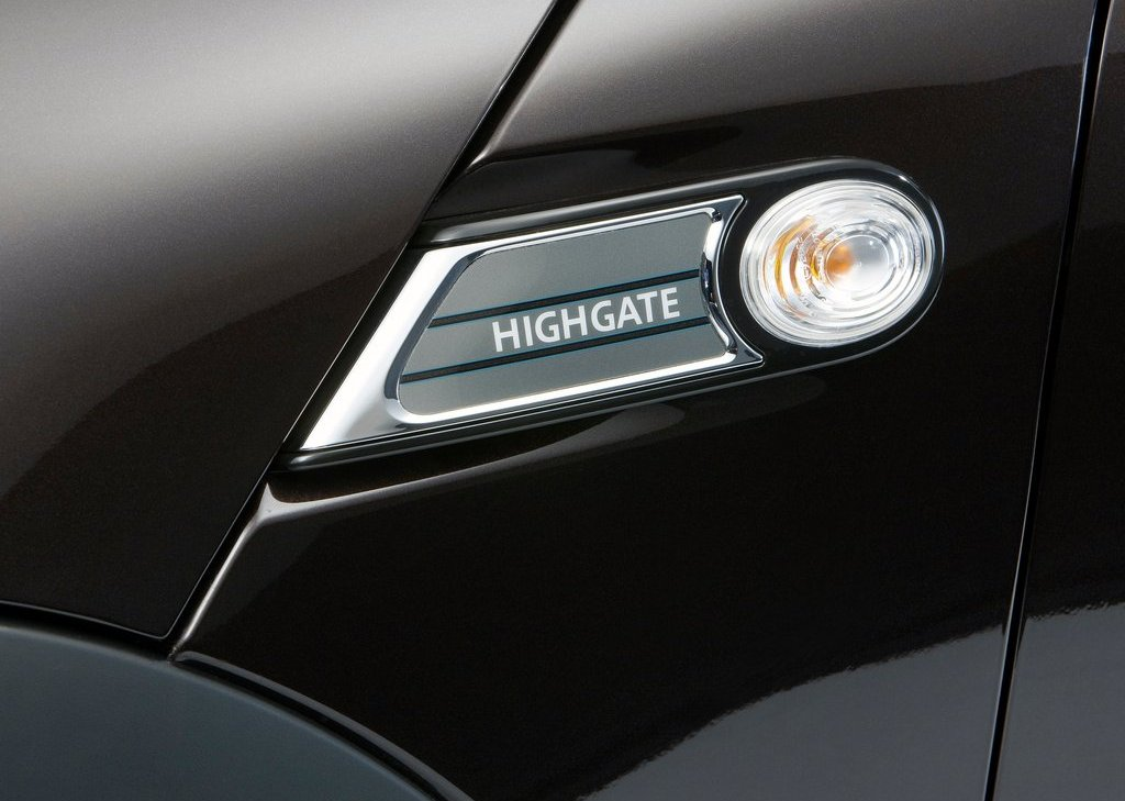 2012 Mini Convertible Highgate Lamp (Photo 8 of 15)