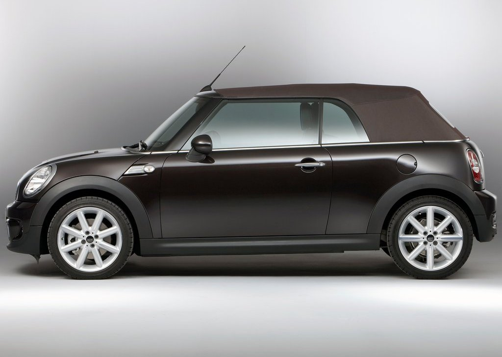 2012 Mini Convertible Highgate Left Side (Photo 9 of 15)