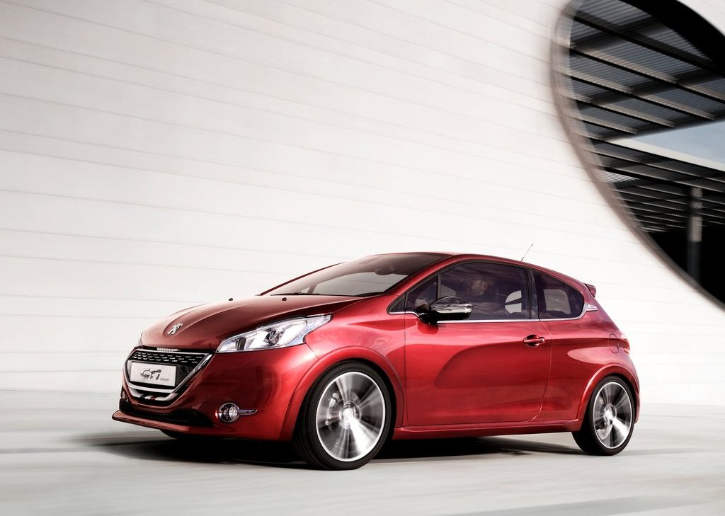 Featured Image of 2012 Peugeot 208 GTi Concept Review