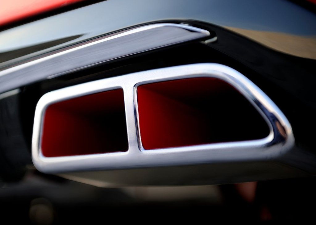 2012 Peugeot 208 GTi Concept Exhaust (Photo 6 of 14)