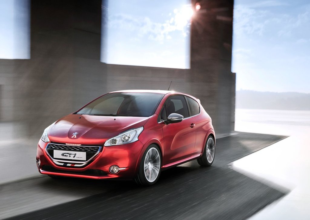 2012 Peugeot 208 GTi Concept (View 13 of 14)