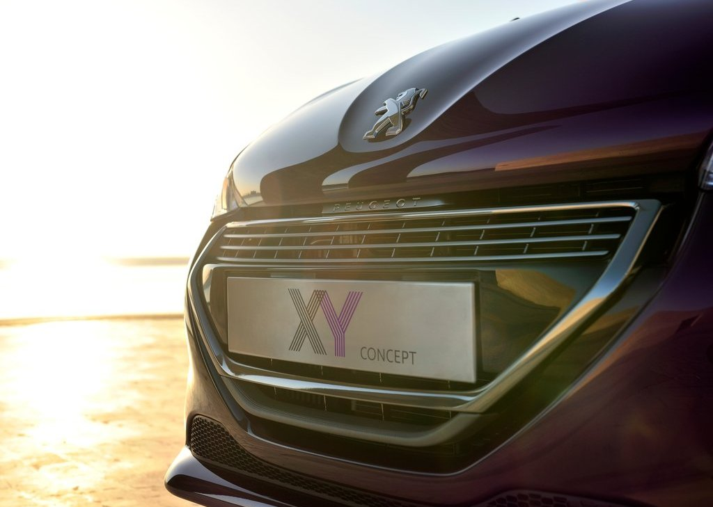 2012 Peugeot 208 XY Concept Bumper (Photo 4 of 14)