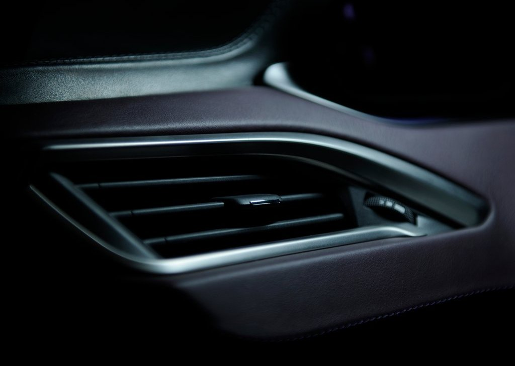2012 Peugeot 208 XY Concept Interior (View 6 of 14)