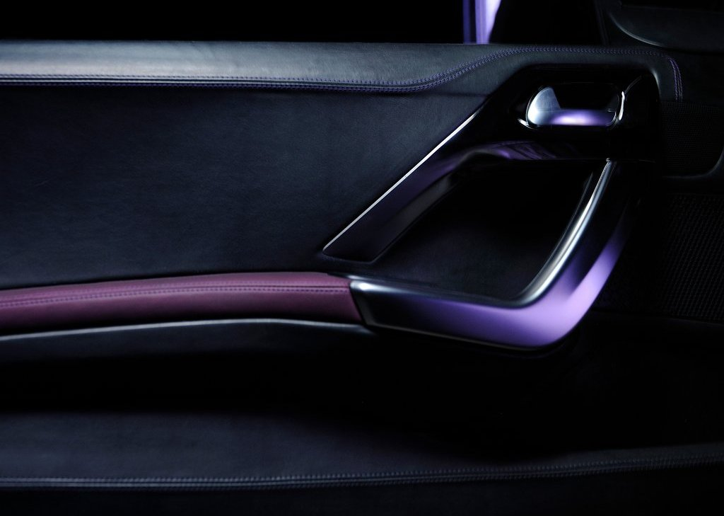 2012 Peugeot 208 XY Concept Interior (View 7 of 14)