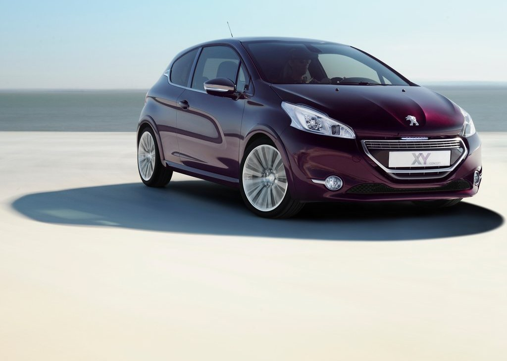 2012 Peugeot 208 XY Concept Review Pictures Gallery (14 Images)