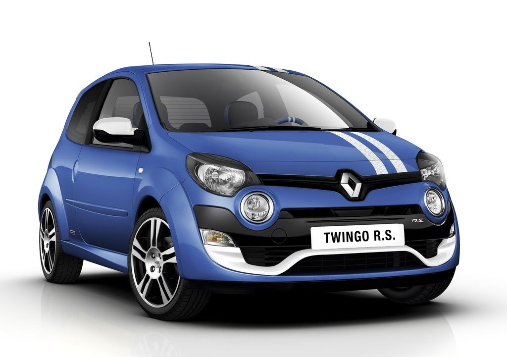 2012 Renault Twingo RS (Photo 1 of 6)