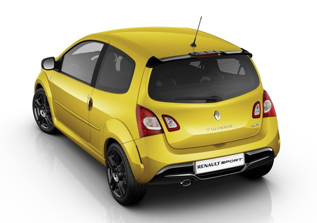 2012 Renault Twingo RS Rear (Photo 5 of 6)