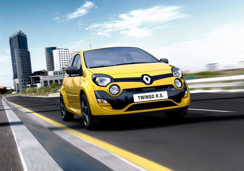 Featured Image of 2012 Renault Twingo RS Review